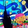 Starry Night + Hundertwasser