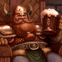 Dwarf King and some beer
