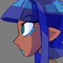 Chroma Black - Jezelle Update by ArtistGamerGal
