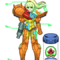23 Samus Aran (animated)