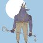 Boss Anubis by ArnabD
