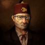 Grunkle stan, Rembrandt style