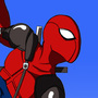 SPIDER-POOL Character Mashup!