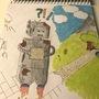 A robot's Quest by RpmFae