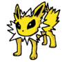 Jolteon by TadpoleSoda60