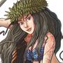 Tribal Surfer by Rocktopus64