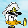 Admiral Duck by Tedecamp