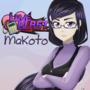 Updated Makoto by HappyCactusStudios