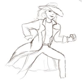 Carmen Sandiego Wip1 By Bathtub92 On Newgrounds