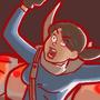 Lara and the Iron Titan