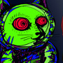 Psycho Cat Phoenix Bonfire Party by Virginia-Slimm