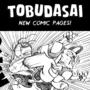 TOBUDASAI - Chapter 14 | comic update! by RomeroComics