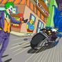 Batman & The Simpsons Style Swap by AKwidzinski
