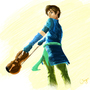 Violin Warrior by Chayemor