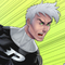 Danny Phantom - modern comics superhero style