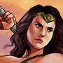 Wonder Woman - GTA V Style Swap by BeaMay
