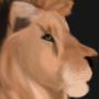 Realism - Le Lion by ArthurJakubiec