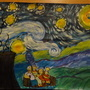 Flying Couch by Simpson van Gogh by ParrotHunter