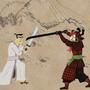 Samurai Jack Ukiyo-E Style