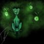 Magic Cat by Tahiel16