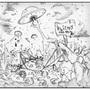 Alien Invasion by Dtwentynine