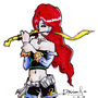 Bounty Hunter Girl by Dtwentynine