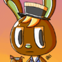 O' Hare the Rabbit by ElectricKoatHanger