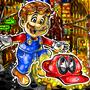 Mario Odyssey by BeKoe