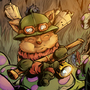 Teemo by EvanScale