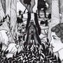 Trouble on Endor by LoredanaTattoo