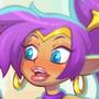 Wonder Girl: Half Genie Hentai by turk128