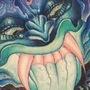 Crepuscular xtraterrestrials by grillhou5e