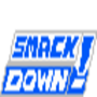 8-bit SmackDown! Logo by DreamcastBoy99