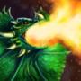 Frilled Dragon by JellicleJunkyard