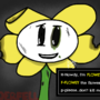 H-Howdy, I'm Flowey... (Undertale Underfell AU)