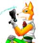 Fox Mccloud by Anisle