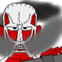 pixel colossal titan by theninja1929