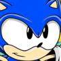 Classic Sonic by IvoAluminum
