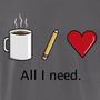 All I need. by Luciannaaa