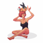 Pin-ups 'n' starters // Tepig // by Mojabrantes