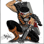 Guts by mmoul