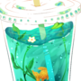Ocean Drink by KingOfFatCats