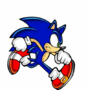 sonic test animation