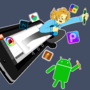 Android Tablet User by AniLover16