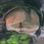 Cave by Ecrillyc