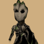 Groot by Rathli