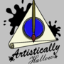 Artistically Hallows by Jilaskra
