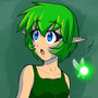 UO Saria and Sinibi by WHOOKOS