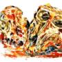 Oil Painted Skulls (Light) by FallOutFox