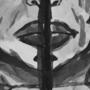 My Dark Angle Portrait by FallOutFox